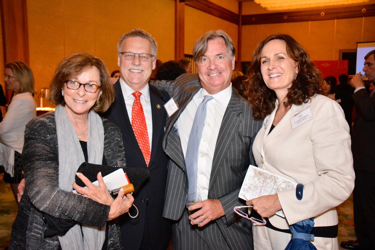Eileen Fishbein; Vincent Fertig; George Marcou; Veronica Fishbein