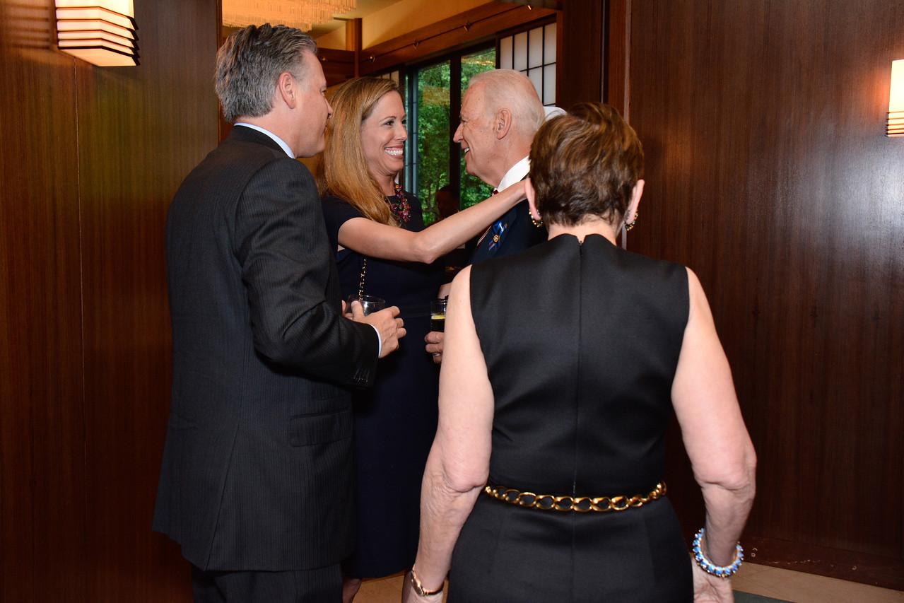 Chris Patula; Allison Patula; Joe Biden; Adrienne Arsht
