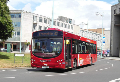 103 - WA12ACV - Plymouth (St Andrew's Cross) - 29.7.13