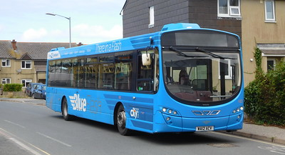 103 - WA12ACV - Wadebridge (bus station)