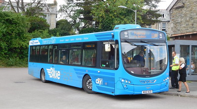 101 - WA12ACO - Wadebridge (bus station)