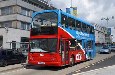 409 - PN02XCP - Plymouth (Royal Parade)