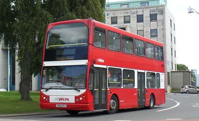 406 - PN02XCJ - Plymouth (St Andrews Cross)
