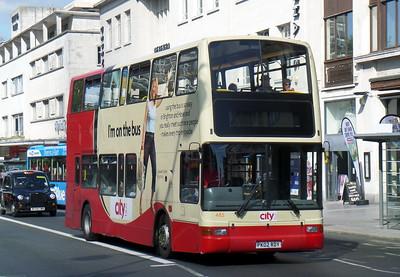485 - PK02RDY - Plymouth (Royal Parade)