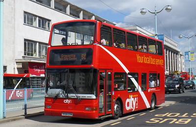 440 - X504EGK - Plymouth (Royal Parade)