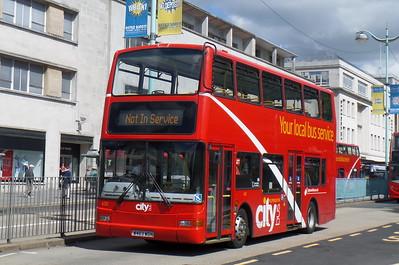 430 - W463WGH - Plymouth (Royal Parade)