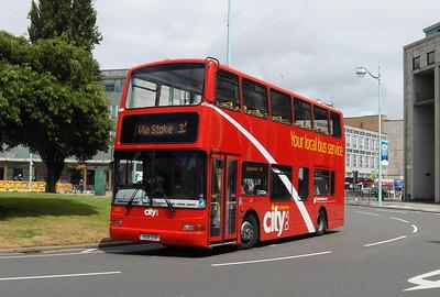 433 - X501EGK - Plymouth (St Andrew's Cross) - 29.7.13