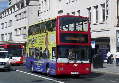 426 - Y808TGH - Plymouth (Royal Parade)