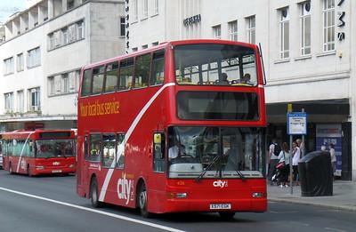 436 - X571EGK - Plymouth (Royal Parade)