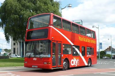 435 - X568EGK - Plymouth (St Andrews Cross)