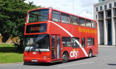 433 - X501EGK - Plymouth (Royal Parade)