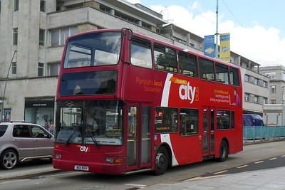 421 - W511WGH - Plymouth (Royal Parade)