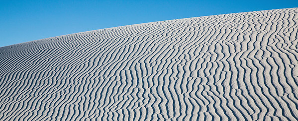 THE BRAIN, WHITE SANDS NATIONAL MONUMENT