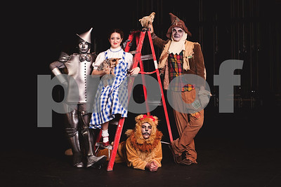 WIZARD OF OZ Promotional Shoot
