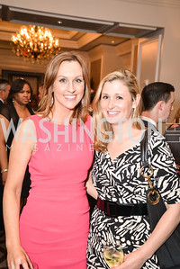 Lara Bakewell, Katie Crowe, Washington Tennis & Education Foundation (WTEF) hosts the Tennis Ball at the Ritz Carlton.  Friday, May 9th, 2014.  Photo by Ben Droz
