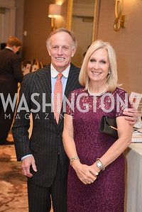 Joe Vandenberg, Anne Vandenberg, Washington Tennis & Education Foundation (WTEF) hosts the Tennis Ball at the Ritz Carlton.  Friday, May 9th, 2014.  Photo by Ben Droz