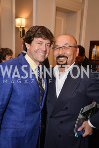 Mark Betts, Jeff Lee, Washington Tennis & Education Foundation (WTEF) hosts the Tennis Ball at the Ritz Carlton.  Friday, May 9th, 2014.  Photo by Ben Droz