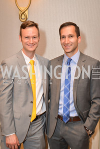 Alex Cole, Brian Wesolowski, Washington Tennis & Education Foundation (WTEF) hosts the Tennis Ball at the Ritz Carlton.  Friday, May 9th, 2014.  Photo by Ben Droz