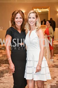 Linda Spirtos, Hillary Baltimore, Washington Tennis & Education Foundation (WTEF) hosts the Tennis Ball at the Ritz Carlton.  Friday, May 9th, 2014.  Photo by Ben Droz
