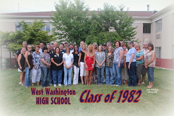 West Washington Class Reunions