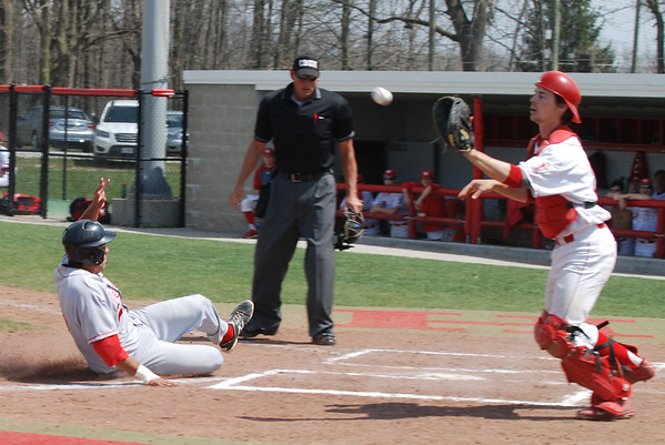 Wabash Game Two April 18th