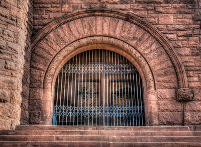 brick-building-iron-gate-1