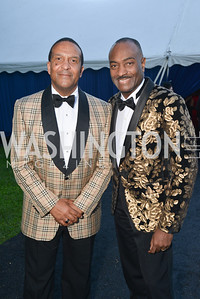 Melvin Witten, Reginald Van Lee, The Washington Ballet Jazz Ball at the Duke Ellington School of the Arts, May 16, 2014, Photo by Ben Droz