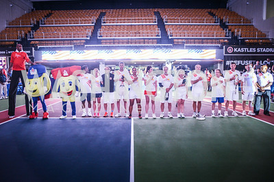 Washington Kastles Congressional Charity Classic, GW Smith Center, Tuesday, July 15, 2014, Photo by Ben Droz.