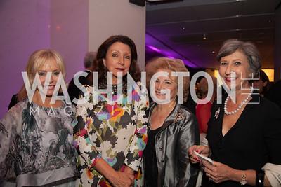 Ambassador Mary Ourisman, Inko Gaal Schott, Mari Machory, Magda chrobog