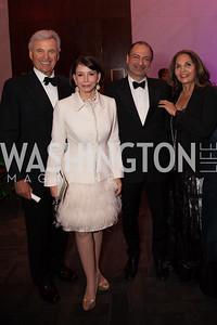 Stewart Bernstein, Joann Mason, Karim Wissa, Samia Farouki