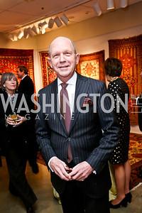 John Irelan. Photo by Tony Powell. The Washington Winter Show. Katzen Center. January 9, 2014