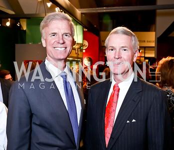 Fred Ryan, Freeman Jones. Photo by Tony Powell. The Washington Winter Show. Katzen Center. January 9, 2014