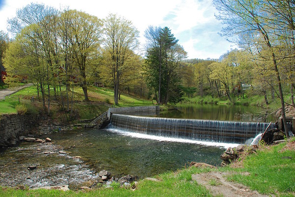 Waterfalls in the Spring - 050817