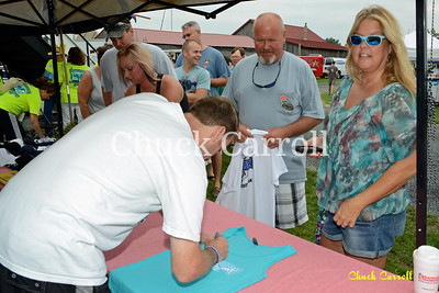 Watermen's Appreciation Day and Crab Feast - August 11. 2013 - St. Michaels, MD