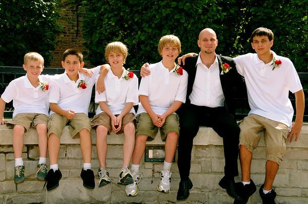 Jason and the boys
