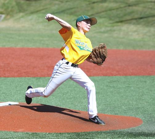 West Linn 10A vs Portland Baseball July 14, 2013