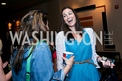 "Carissa Maguire. Photo by Tony Powell. ""What If"" Screening. E Street Cinema. July 30, 2014"