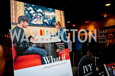 "Photo by Tony Powell. ""What If"" Screening. E Street Cinema. July 30, 2014"