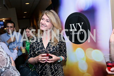 "Masha Tatianina. Photo by Tony Powell. ""What If"" Screening. E Street Cinema. July 30, 2014"