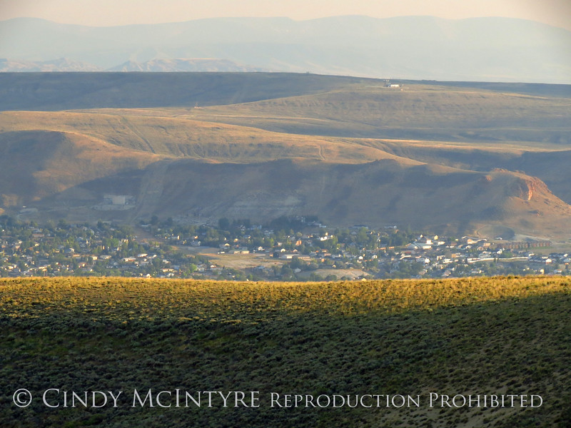View of Green River, WY fm Pilot Butte (5)