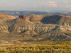 View of Green River, WY fm Pilot Butte (1)