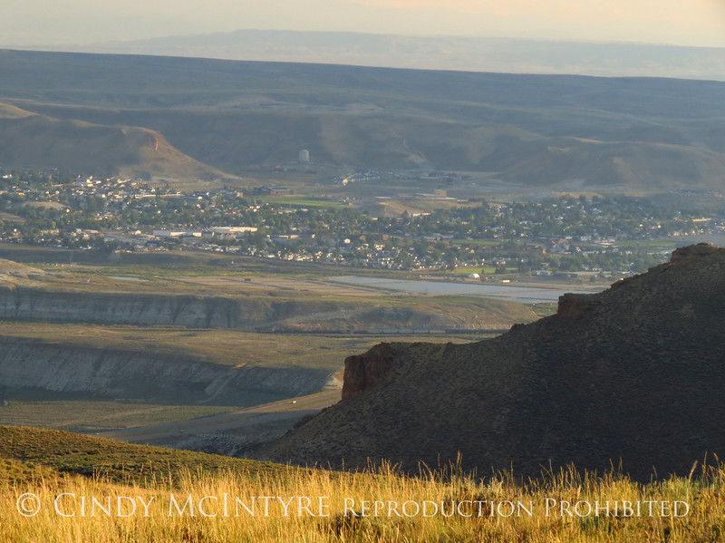 View of Green River, WY fm Pilot Butte (8)
