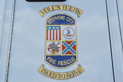 Stephens City, Virginia - Frederick County Station 11