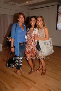 Jill Zarin, guest, Ashley Bush photo by Rob Rich/SocietyAllure.com © 2014 robwayne1@aol.com 516-676-3939