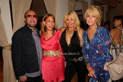 Bobby Zarin, Terry, Karen Goerl, Dina Lohan photo by Rob Rich/SocietyAllure.com © 2014 robwayne1@aol.com 516-676-3939