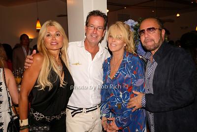 Karen Goerl, Chris Robbins, Dina Lohan, Bobby Zarin photo by Rob Rich/SocietyAllure.com © 2014 robwayne1@aol.com 516-676-3939