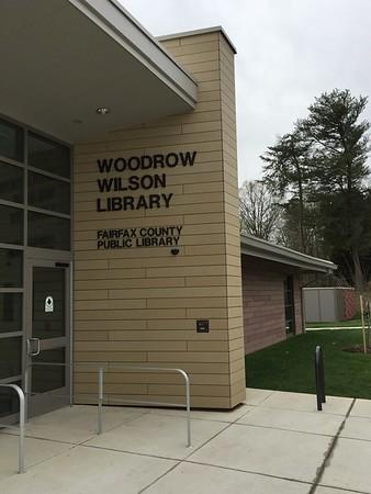 Woodrow Wilson Library - Falls Church, VA