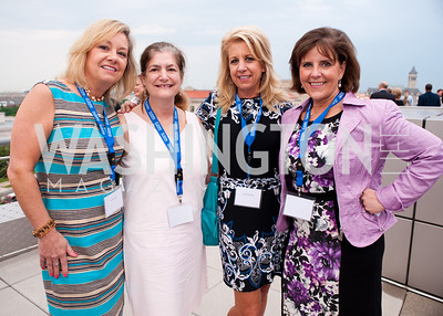 Mindy Venuto, Paula Djakiew, CharLee Smith, Susan Spalding