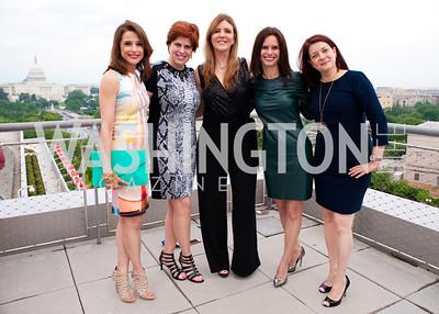 Adriana Escalante Calderon, Claudia Kern, Analuisa Martinez, Marienella Morales, Virginia Almenara