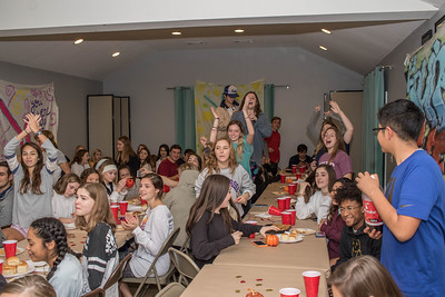 YL Thanksgiving Club 2017-17